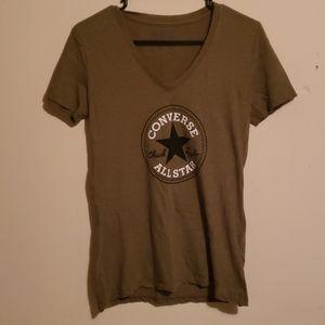 Converse All Star V-neck T-shirt